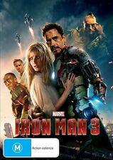 Iron Man 3 (DVD, 2013) Robert Downey Jr