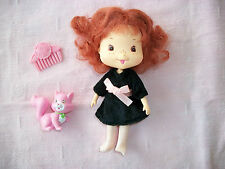 POUPEE CHARLOTTE AUX FRAISES / STRAWBERRY SHORTCAKE DOLL / N° 7