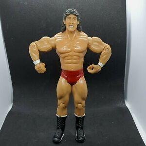 WCW NWO WWE WWF Superstar Wrestler Tito Santana Action Figure Jakks Pacific 2003