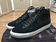 Nike Air x Mo Wax Blazer US11 Black Mens Sneakers Limited Edt