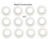 12 Lamp Shade Reducer Rings