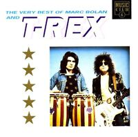 MARC BOLAN AND T REX the very best of (CD compilation) EX/EX MCCD 030 glam rock