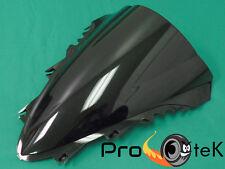 2007-2008 Yamaha YZF R1 ABS Smoke Black Double Bubble Windscreen Windshield