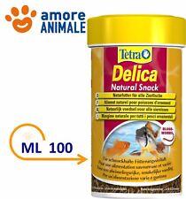 Tetra Delica larve di zanzara 100 ml - Larve rosse di zanzara liofilizzata
