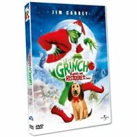 DVD LE GRINCH JIM CARREY OCCASION