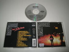 GARY MOORE/BACK ON THE STREETS(BMG ARIOLA/291 006-200)CD ALBUM