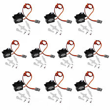 10 x Micro SG90 Servo Motor 9G for RC Robot Helicopter Airplane Controls Arduino
