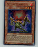Yugioh holo Seed of Flame
