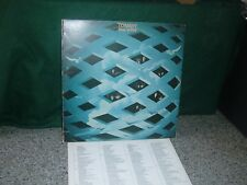 Tommy l'opuscolo che DBL LP GATEFOLD EX +