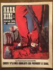 HARA KIRI n 116 Mai 1971 Journal Bête et Méchant - Choron Gebe Cabu Wolinski