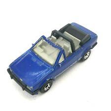 OSKR Hot Wheels 1985 Macau - Ford Escort XR3i Cabrio - Blau 1:56