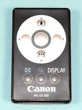 Canon Model WL-DC100 Remote Control