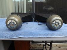 Pair Jensen Rp-201 Horn Midrange Drivers & Horns from Imperial Speakers