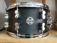"DW PDP Concept Maple Snare Drum 13x7"" Snaredrum Black Wax Rullante Caisse Claire"