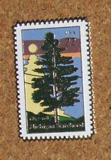 B2  VINTAGE PIN STAMP Michigan 1837-1987 Statehood USA 22 CENT Postal Stamp