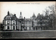 ROZOY-en-BRIE (77) CHATEAU de LUMIGNY début 1900