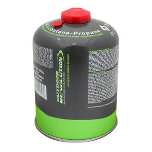 Outdoor Revolution 450G Butane Propane Mix Screw Fit Gas Canister