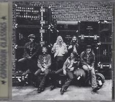 THE ALLMAN BROTHERS BAND - at fillmore east CD