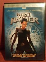 Lara Croft: Tomb Raider - Widescreen DVD