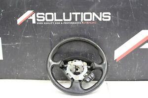 2004-2005 HONDA S2000 AP2 F22C 2.2L OEM LEATHER STEERING WHEEL