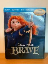 Brave 3D (Blu-ray 3D/Blu-ray/DVD) FutureShop Exclusive Viva Metal Pack
