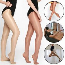 Shiny Glossy Dance Pantyhose Ballet Latin Rumba Aerial Yoga Gymnastics Stockings