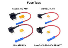 Dashcam Add a Circuit Fuse Tap Holder and Fuse Kit