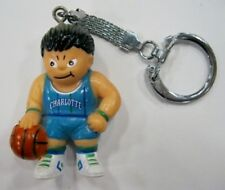 Charlotte Hornets NBA Basketball Little Brat Key Ring by JF Sports