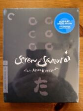 Brand New & Sealed! Seven Samurai [The Criterion Collection] [Blu-ray]