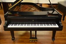 Steinway & Sons B 1986  Sis played her last recital at 91 John Steinway Signed