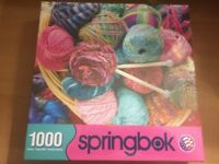 Springbok Knit Fit Jigsaw Puzzle 1000pc NEW SEALED