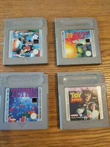 Lot Jeux Game Boy Nintendo (lot 3)