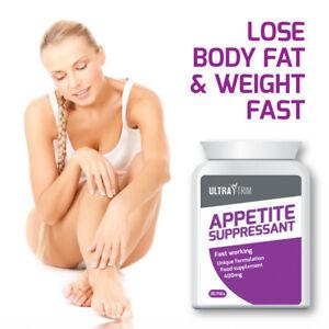 ULTRA TRIM APPETITE SUPPRESSANT PILLS – GET IN SHAPE STOP HUNGER EAT LESS FAT