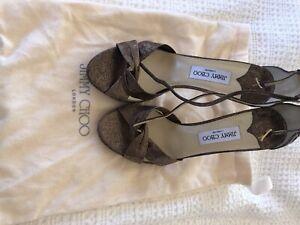 Jimmy Choo Ladies Stilettos, Never Worn, Size 41