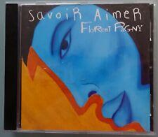 Florent Pagny - Savoir Aimer - CD Album -