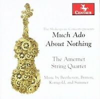 Amernet String Quartet and Brian Powell - Much Ado About Nothing: [CD]