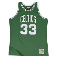 c39b29a70 Larry Bird Boston Celtics Mitchell   Ness NBA Swingman HWC Jersey Green XL