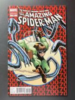 Marvel Comics Amazing Spider-Man #700 2nd Print Doctor Octopus cover