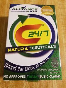 Natural Vegetarian suplement ceuticals 24/7