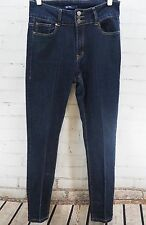 """YES ME JEANS - Skinny Cut Jeans Dark Wash Mid-High Rise Juniors Size 15 x 31"""""""