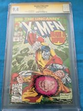 Uncanny X-Men #293 - Marvel - CGC SS 9.4 NM - Signed by Tom Raney