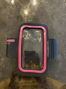 smartphone armband With Key Pouch New Pink