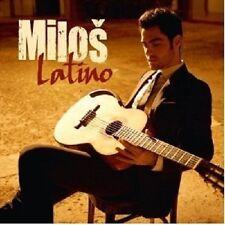 MILOS/+ KARADAGLIC - LATINO CD NEU PIAZZOLLA/MOREL/VILLA-LOBOS/PONCE/RODRIGUEZ/+