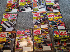 CIRCLE TRACK & Racing Technology magazines - 1995