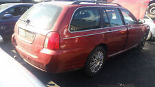 ROVER 75 MG ZT ESTATE TOURER TAILGATE TRUNK REAR GLASS ONLY GENUINE