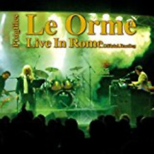 LE ORME-LIVE IN ROME-JAPAN CD G09
