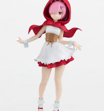 Anime Furyu Re: Zero Starting Life in Another World Red hood Ram Figure No Box