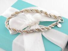 c9c67f34e Tiffany Rope Bracelet In other Fine Bracelets for sale | eBay