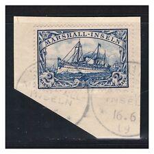 Marshall Inseln Minr. 23 ° Nauru 16.6.09 Luxus Briefstück sign.