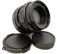 *NEW* ⭐INFINITY Adapted⭐ HELIOS 44-2 58mm f//2 Lens Nikon F Mount Df D500 D750 D5